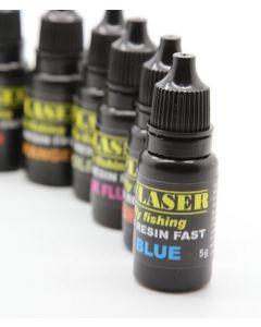 Laser Uv Resin Fluo Colors - 5gr